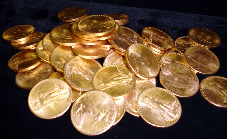 invest in Gold Coin and Bullion