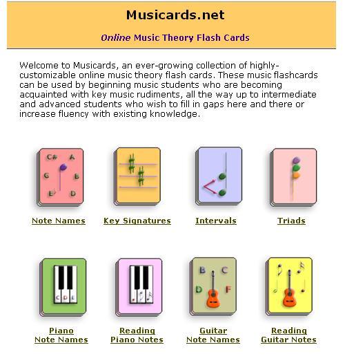 musicards