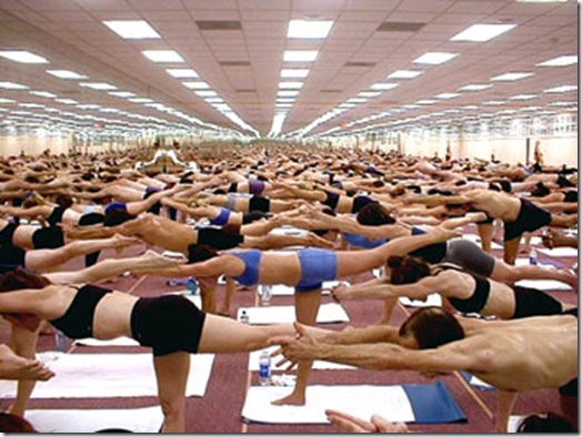 Xenophilia (True Strange Stuff): Yoga: Not as Old as You ...