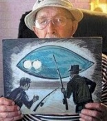 Mississippi man who said he was abducted by aliens dies