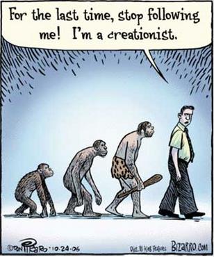 creationistdenyingreality