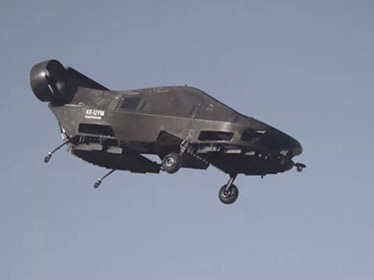 Flying car predicted in three years (only $14M)