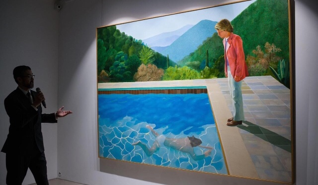 Painting Sells For Record $90.3 Million