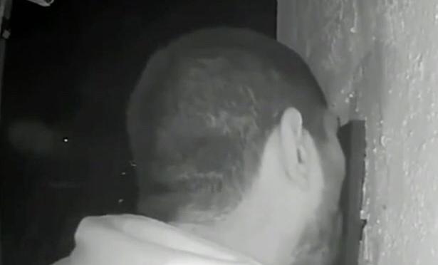 Doorbell Licker Sought
