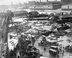 Molasses Flood: a Strange Disaster 100 Years Ago