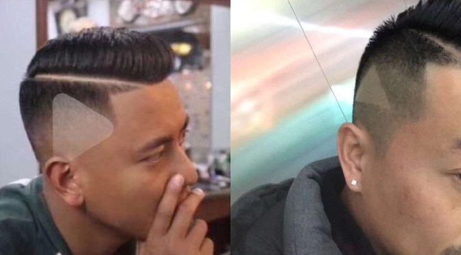 """Barber Misunderstanding Results in """"Pause"""" Haircut"""