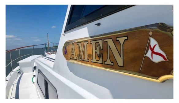 Praying Teens in Sea Saved by Boat Named Amen | True Strange